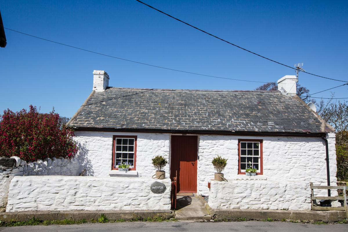Aberaeron Holiday Cottage